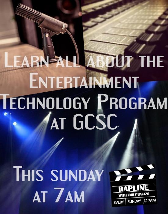 Entertainment Tech 4-19