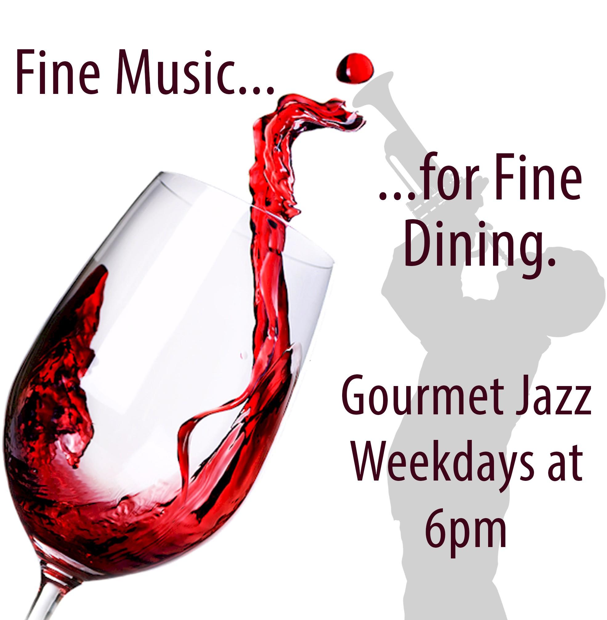 Gourmet Jazz Slider