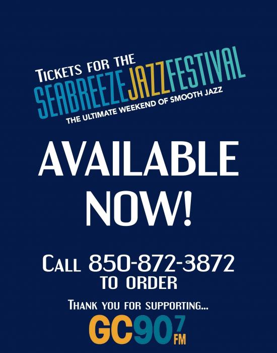 Seabreeze Jazz Festival Promo